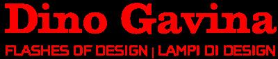 Dino Gavina – Flashes of Design Logo
